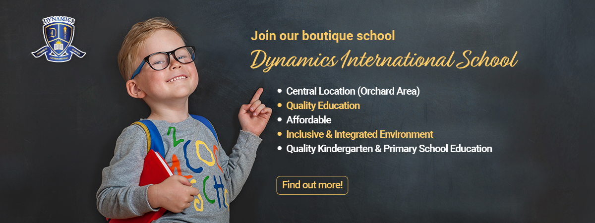 Join our botique school